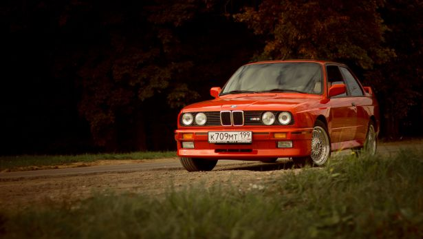 BMW E30 M3 S14 Turbo
